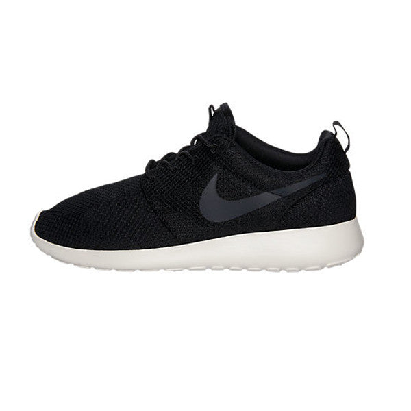 Men's Nike Roshe One Black White