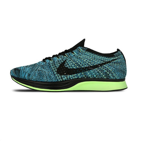 b99e5468bd48b ... coupon for nike flyknit racer blue lagoon b478e 48662 sale nike flyknit  racer size 7.5 526628 401 kanye black lagoon multicolor volt ...