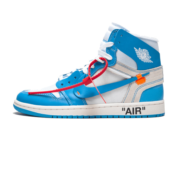 "Air Jordan 1 Retro High OG x Off-White ""UNC"""
