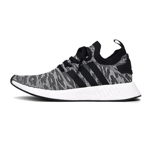 "adidas NMD_R2 PK ""Black White Future Harvest"""