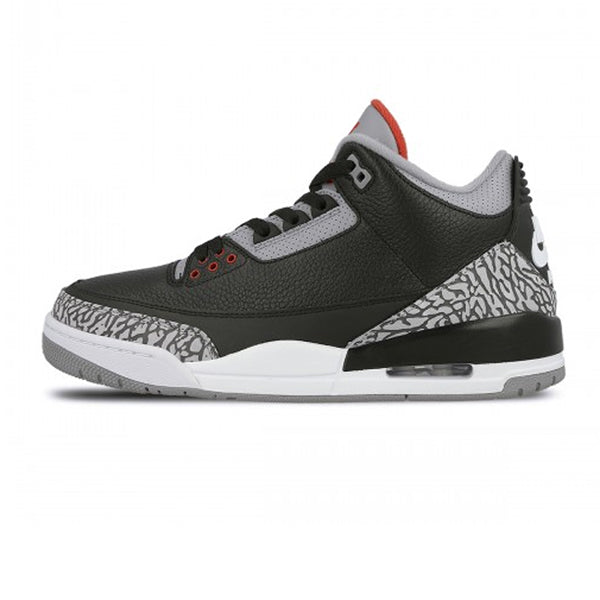 "Air Jordan 3 Retro OG ""Black Cement"" 2018"