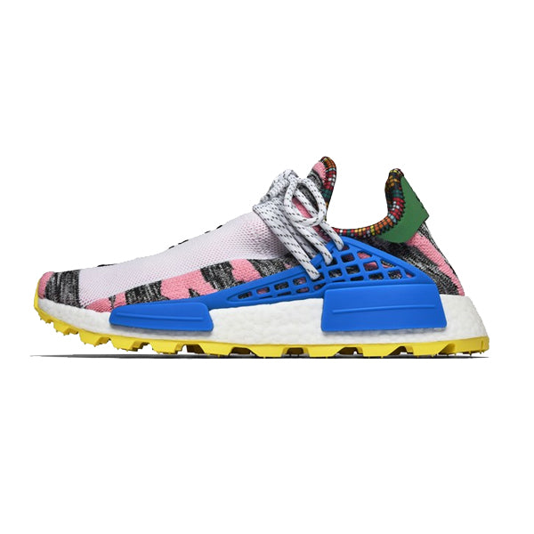"adidas NMD HU x Pharrell TR Solar Pack ""Mother"""