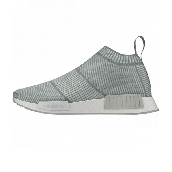 "adidas NMD City Sock PK ""Solid Grey"""