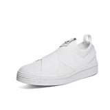 Women's Adidas Superstar Slip-on Shoes White