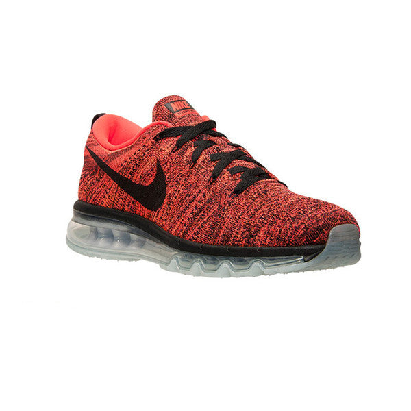 <Black Friday Sale>Men's Nike Flyknit Air Max Red/Orange
