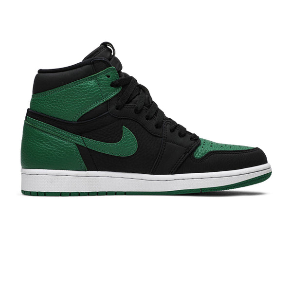 "Jordan 1 Retro High ""Pine Green Black"""