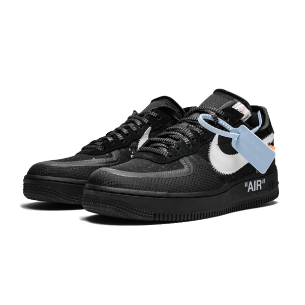 "Nike Air Force 1 Low x Off-White ""Black"""
