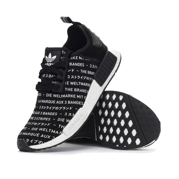 "<CNY SALE INSTOCK> adidas NMD_R1 Mesh ""Blackout"""