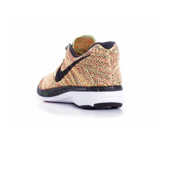 <CNY SALE INSTOCK> Nike Flyknit Lunar 3 Multicolour (Light Orange)