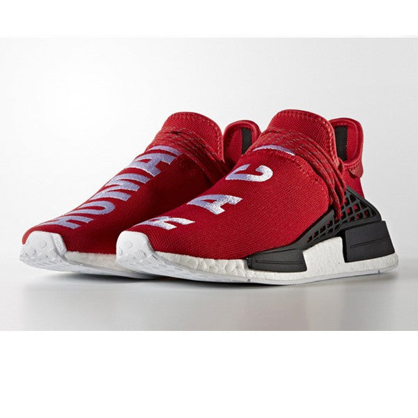 "Adidas x Pharrell NMD  Red ""Human Race"""