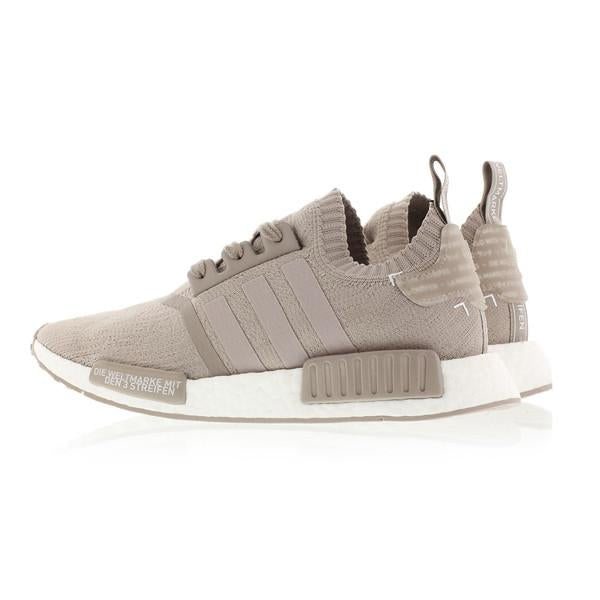 "<INSTOCK> adidas NMD_R1 Primeknit ""French Beige / Vapour Grey"""