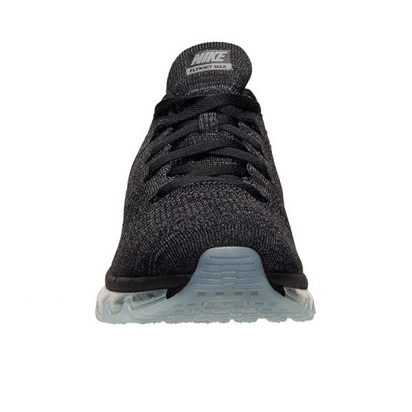 <CNY SALE INSTOCK> Men's Nike Flyknit Air Max Black