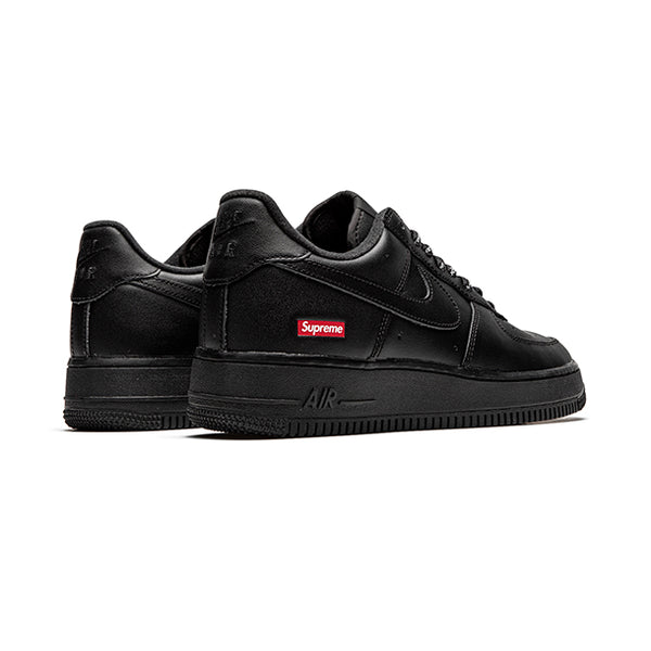 "Nike Air Force 1 Low x Supreme ""Black"""