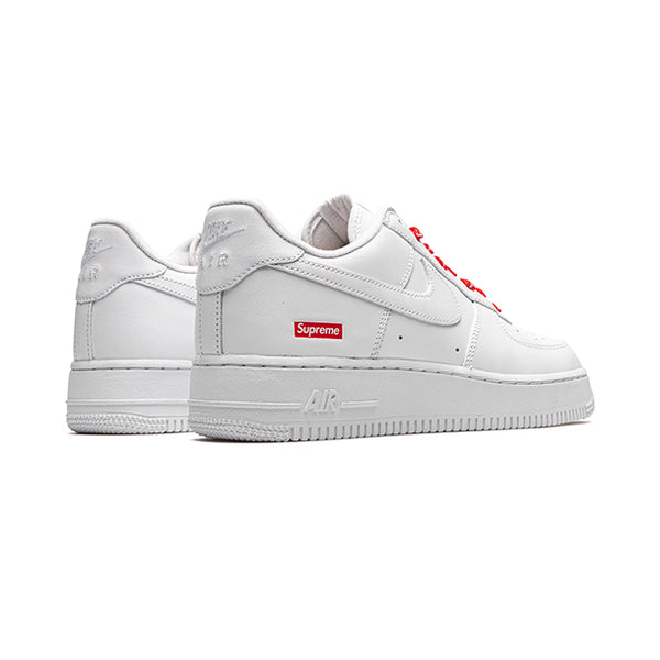 "Nike Air Force 1 Low x Supreme ""White"""