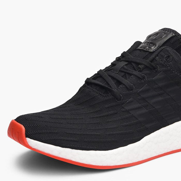 "adidas NMD_R2 PK ""Core Black Red"""