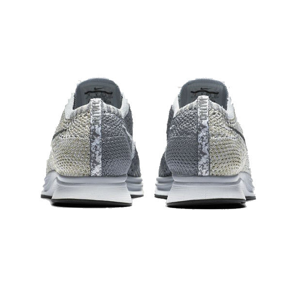 "Nike Flyknit Racer ""Pure Platinum"""