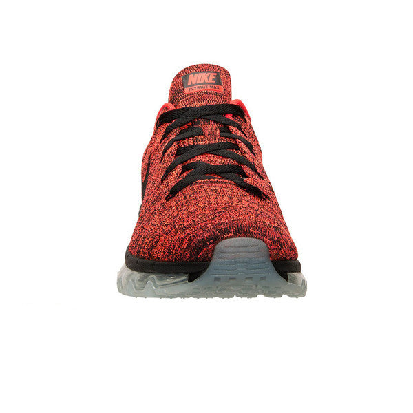 Men's Nike Flyknit Air Max Red/Orange