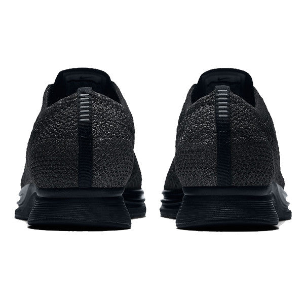 e9c5106d556c coupon code nike flyknit racer triple black midnight 46902 bf97a