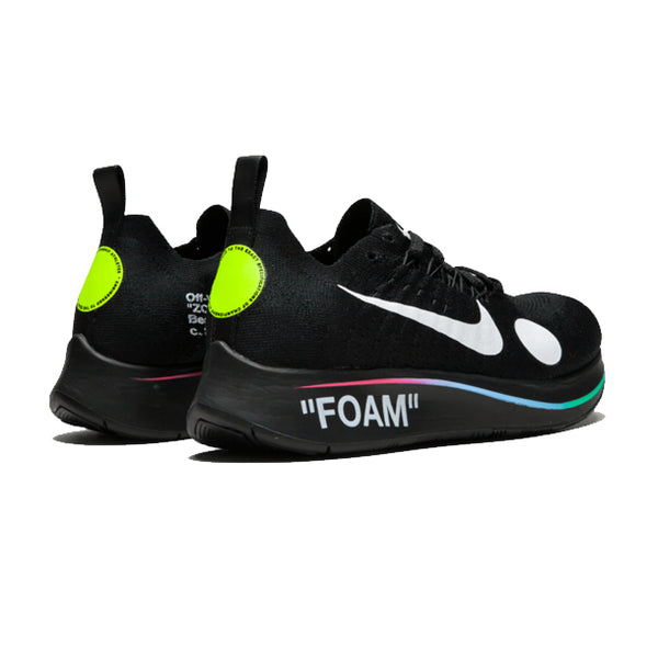 "Nike Zoom Fly Mercurial Flyknit x Off-White ""Black"""