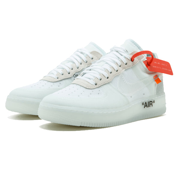 Alargar espada Demonio  Nike Air Force 1 Low x Off-White