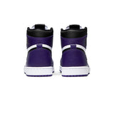 "Jordan 1 Retro High ""Court Purple White"""
