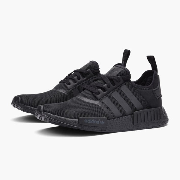adidas nmd r1 triple black saints sg. Black Bedroom Furniture Sets. Home Design Ideas