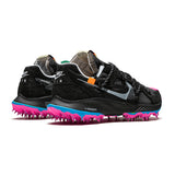 "Nike Air Zoom Terra Kiger 5 W x Off-White ""Athlete in Progress - Black"""