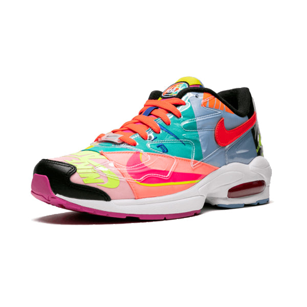 "Nike Air Max 2 x atmos Light QS ""Logos"""