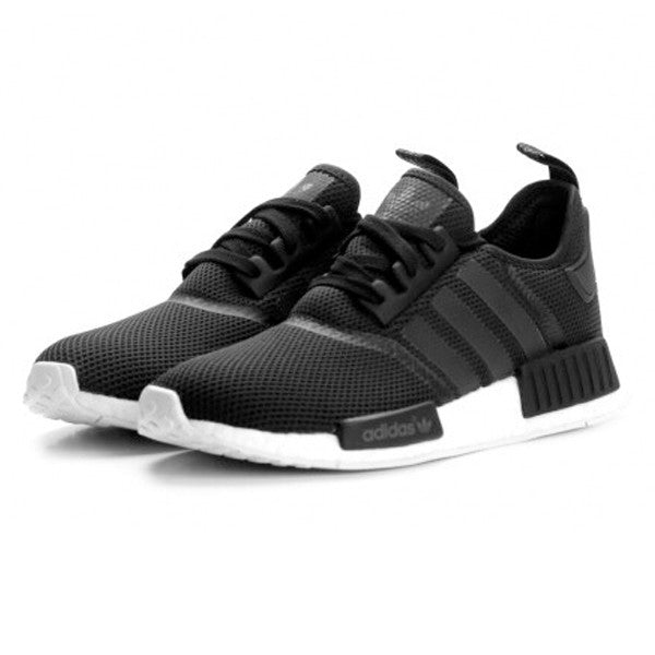 <CNY SALE INSTOCK> Adidas NMD Runner Mesh Black