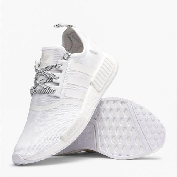 "<INSTOCK> adidas NMD_R1 Mesh ""White Reflective"""