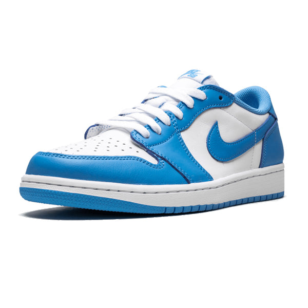 "Air Jordan 1 Low SB x Eric Koston UNC ""Powder Blue"""