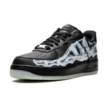 "Air Force 1 '07 QS ""Black Skeleton"""