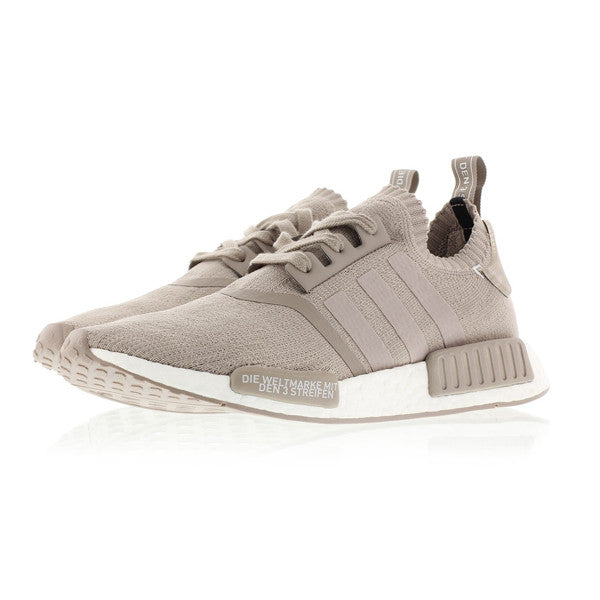 "adidas NMD_R1 Primeknit ""French Beige - Vapour Grey"""