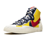 "Nike Blazer High x Sacai ""Maize Navy"""