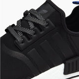 <Black Friday Sale> Adidas  NMD_R1 Black Blue