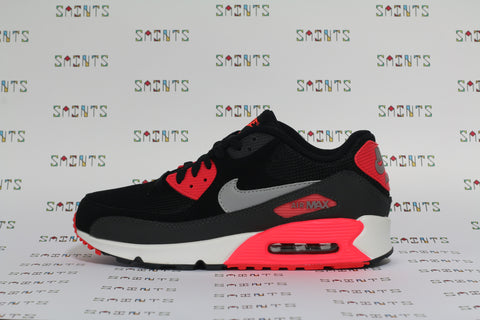 Men's Nike Air Max 90 Essential Black/Grey