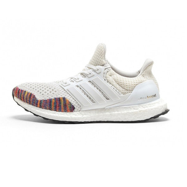 <CNY Sale INSTOCK> Adidas Ultra Boost White / Multicolour