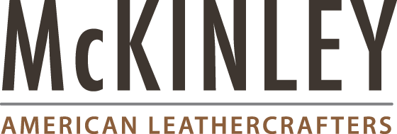 Custom Leather Binders, Leather Padfolios, Albums & More: McKinley Leather