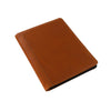 Deluxe Leather Pad Folio - Style #101