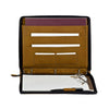 Zippered Executive 3 Ring Binder - Style #140