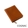 Junior 3 Ring Leather Binder
