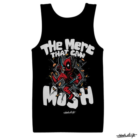 """The Merc That Can Mosh"" Tank"