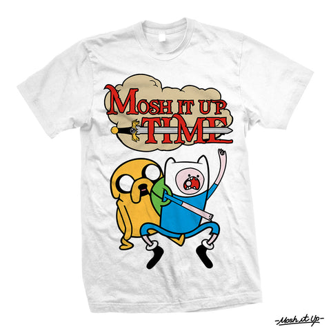 """Mosh It Up Time"" Shirt"