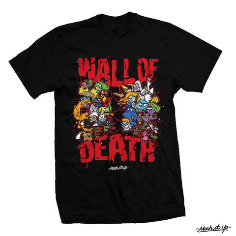 """Wall of Death"" Tee"
