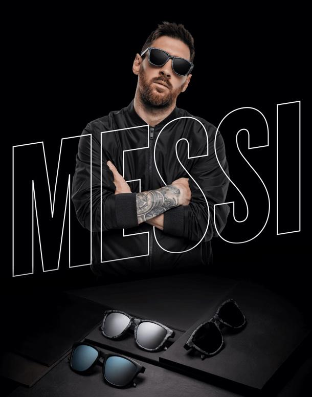 MESSI X HAWKERS