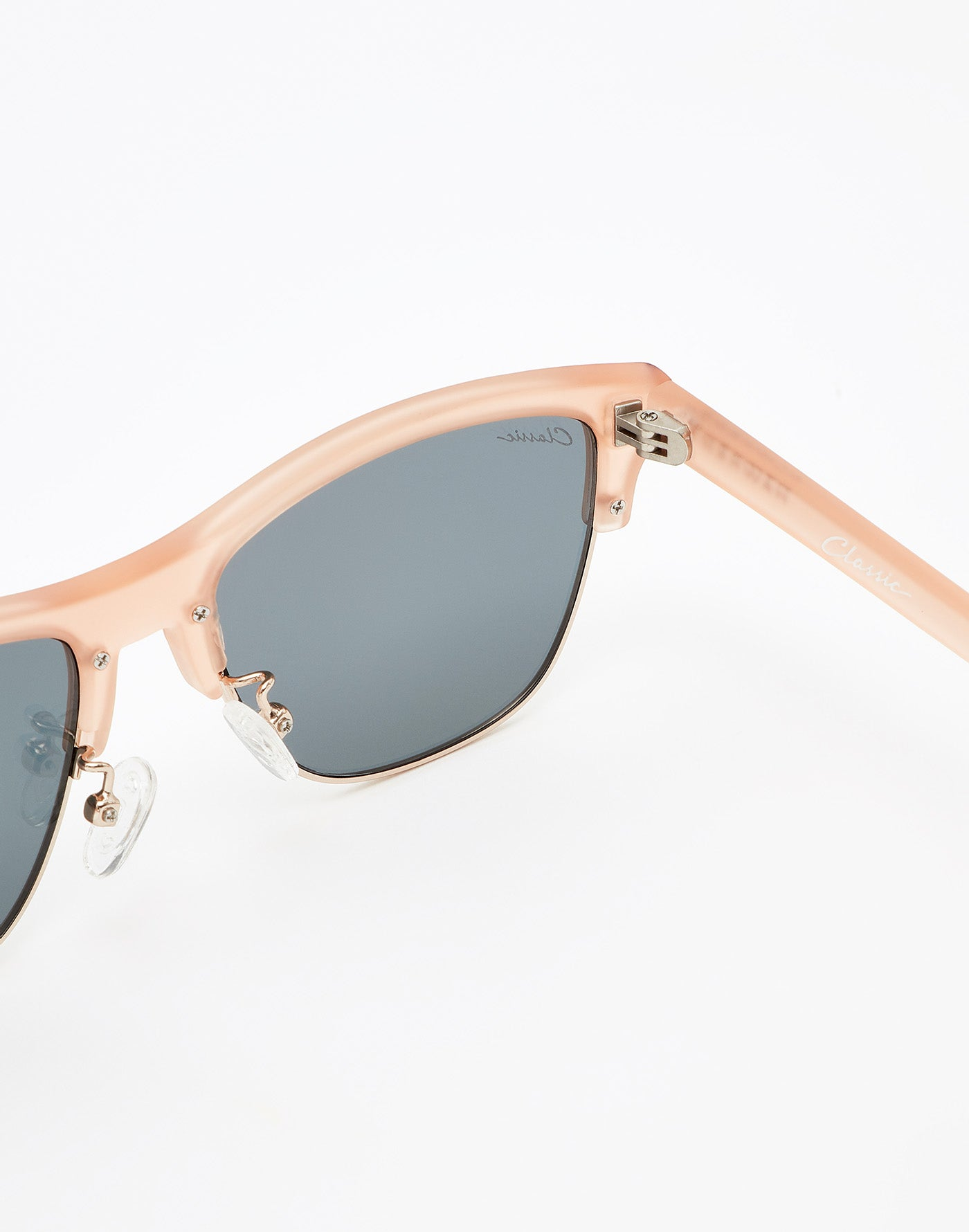 Frozen Nude · Rose Gold Classic Flat