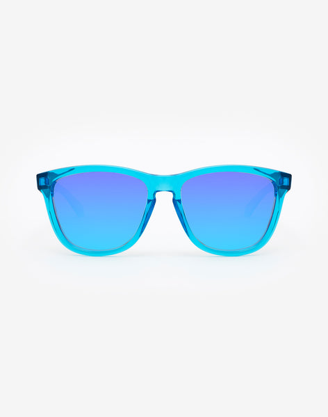 Hawkers x Steve Aoki Neon · Light Blue