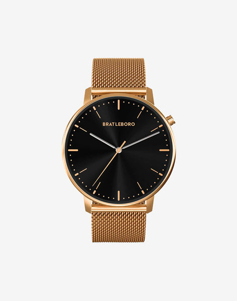 Ø 41mm · GOLD BLACK S