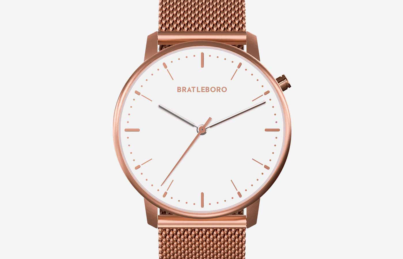 Ø 36mm · ROSE GOLD WHITE S