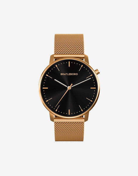 Ø 36mm · GOLD BLACK S